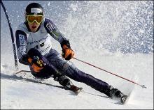 Skiing is more like tai chi than kung fu